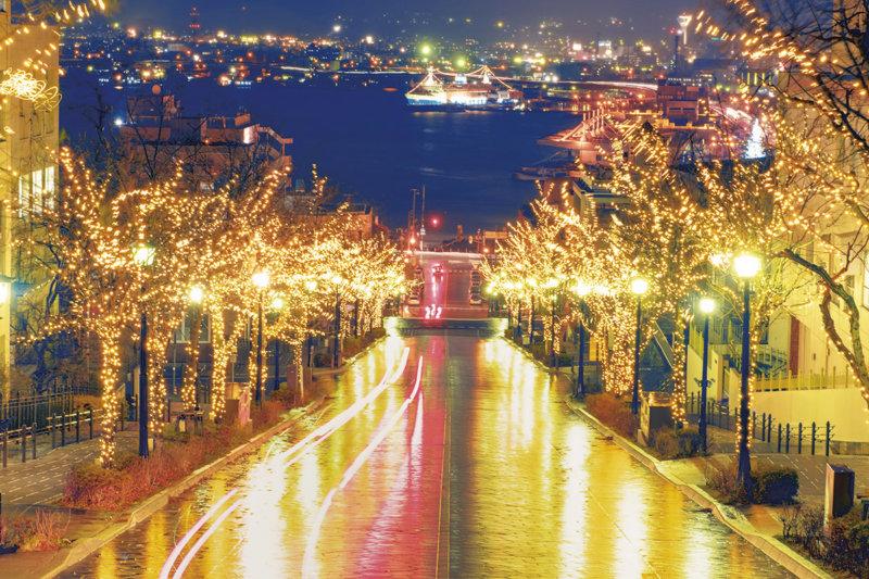 冬の北海道・函館を遊び尽くそう。 イルミネーションが綺麗な冬がおすすめ!