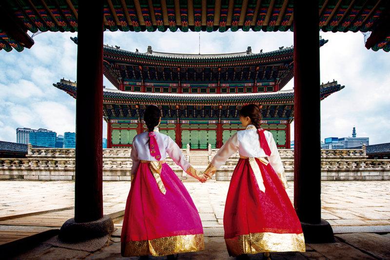 チマチョゴリを着て行ってみよう!! 韓国・ソウルの世界遺産「景福宮(キョンボックン)」
