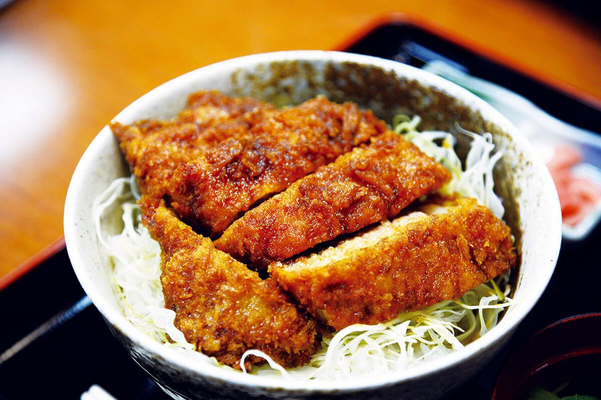 駒ヶ根名物 ソースカツ丼