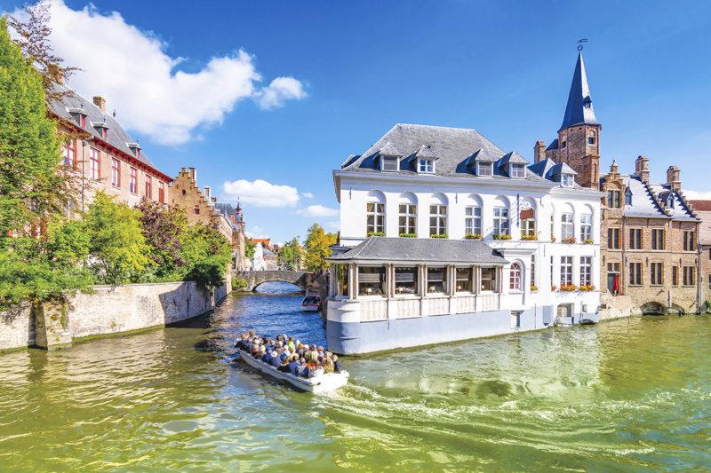 ブリュッセルを拠点に巡ってみよう! ベルギーのおすすめ3都市