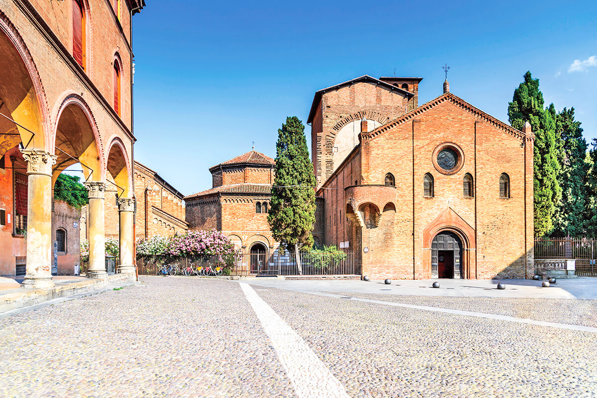 ボローニャ 聖ステファノ聖堂