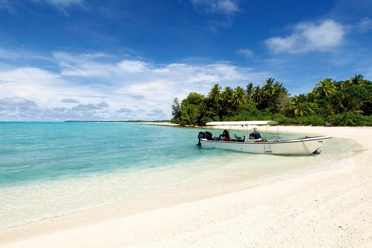 パラオ カヤンゲル島
