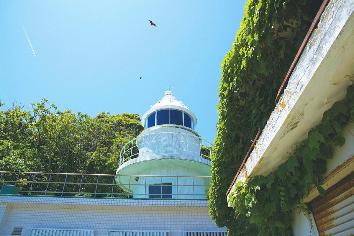 三重県 神島灯台