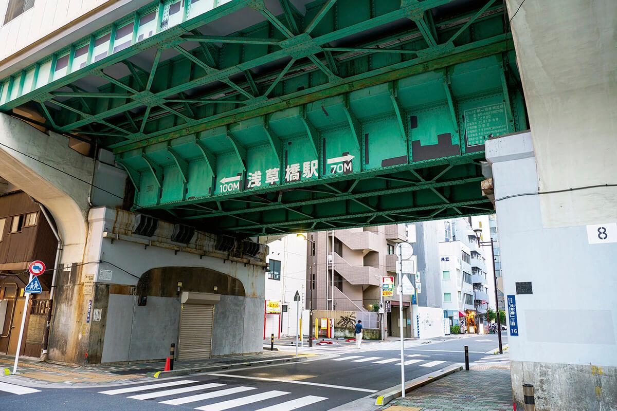 浅草橋駅近辺