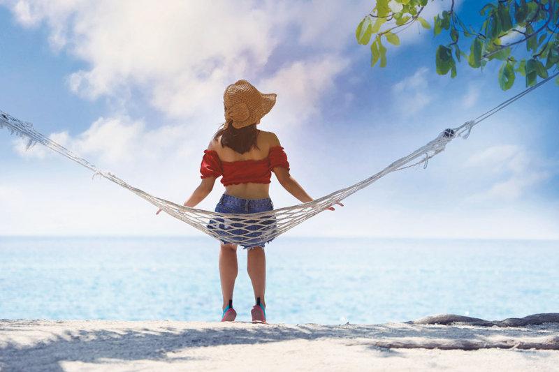 ひとり旅でもビーチに行きたい! 女性ひとり旅におすすめするアジアのビーチリゾート6選