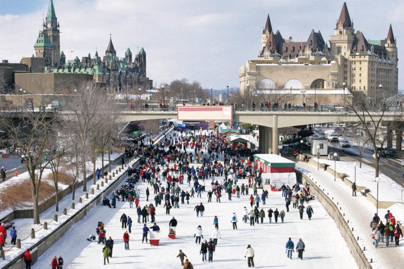 カナダの首都オタワのおすすめ観光地13選!! 気候や時差、世界遺産のスケートリンクやチューリップ・フェスティバルもご紹介
