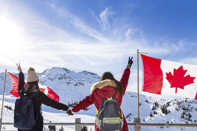 世界のスキーヤーが憧れるスキー場! カナダの「ウィスラー・ブラッコム」