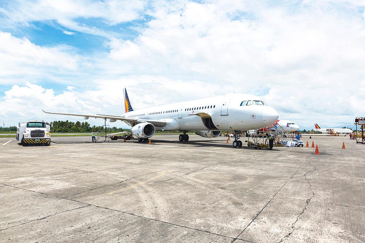 フィリピン 飛行機(イメージ)
