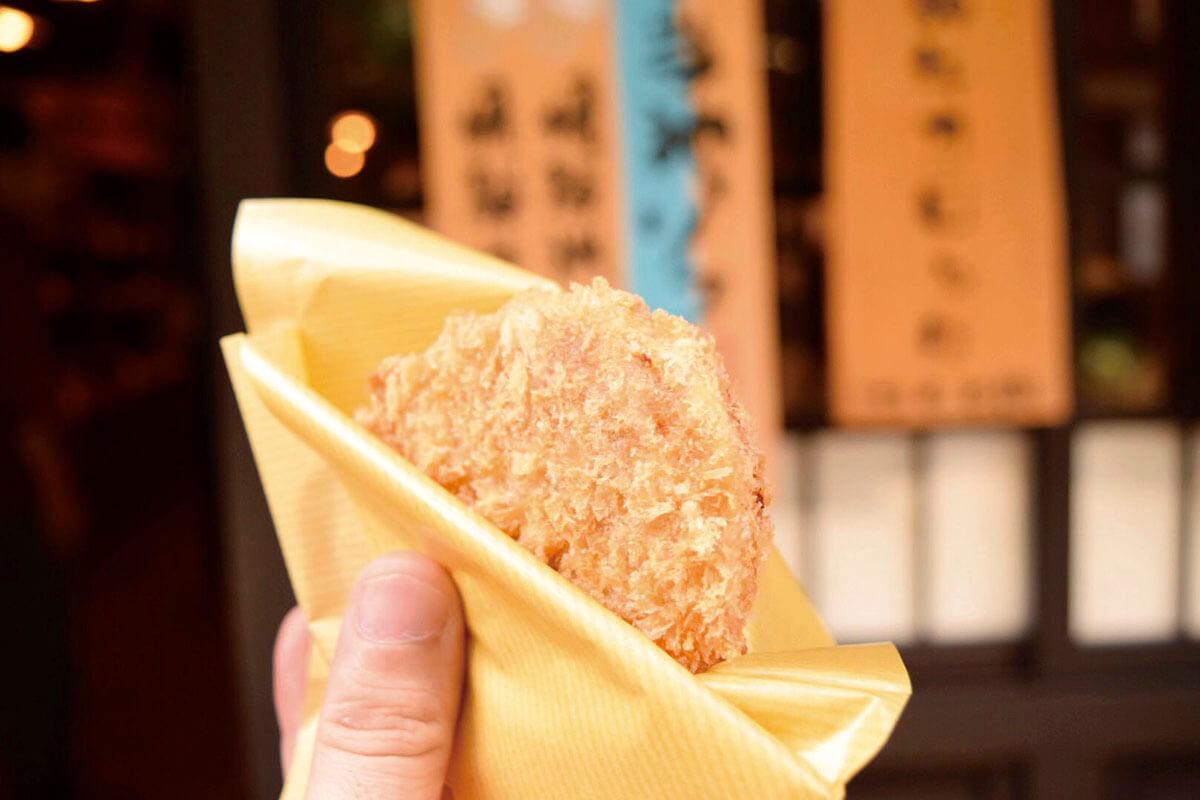 飛騨牛コロッケ(イメージ)