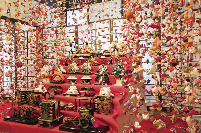 まんまるで可愛い! 伊豆・稲取温泉「雛のつるし飾りまつり」
