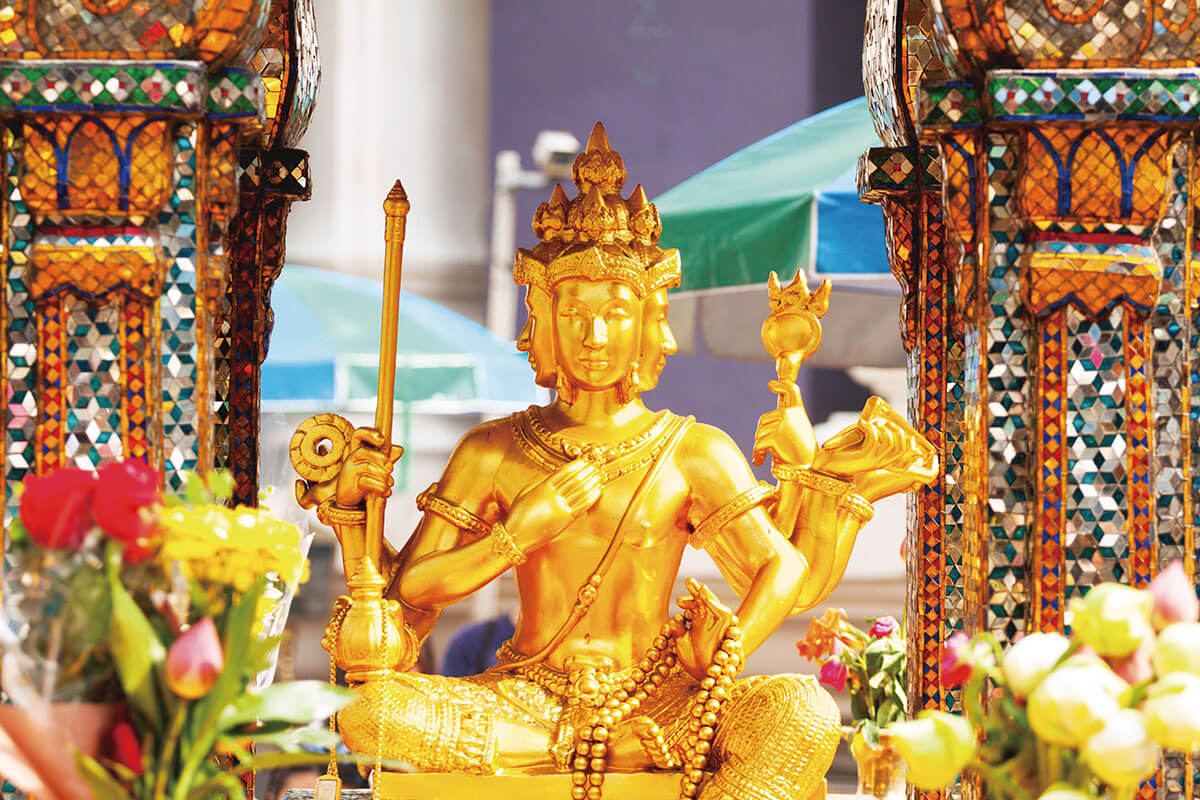 祀られている神様 プラ・プロム