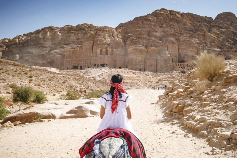 ヨルダンの絶景スポット! 世界遺産「ペトラ遺跡」を見に行こう