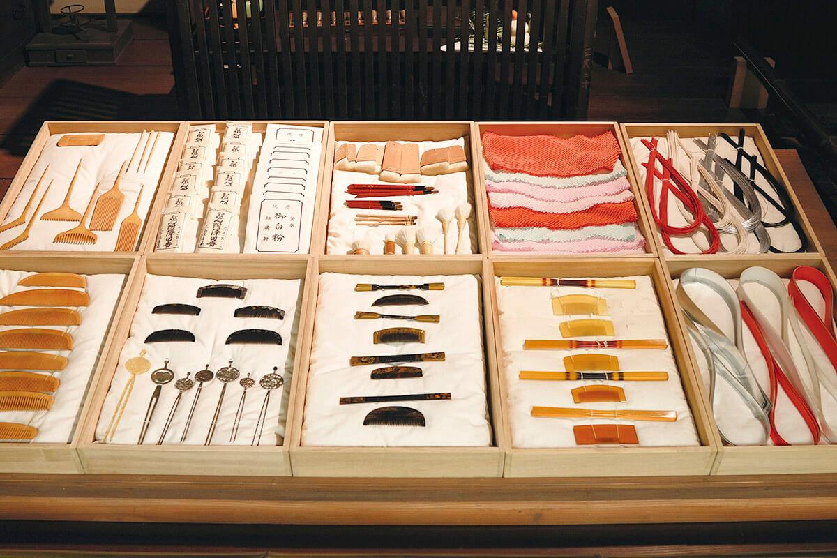 大阪くらしの今昔館 展示