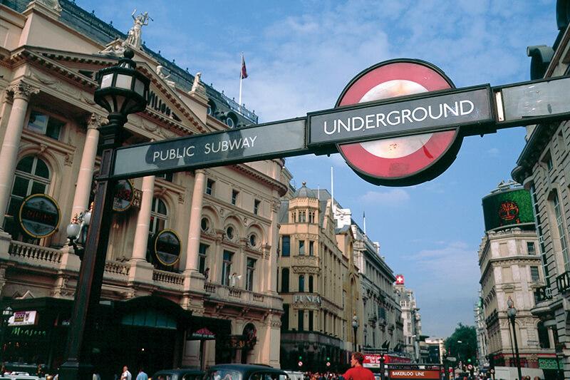 ロンドン 地下鉄