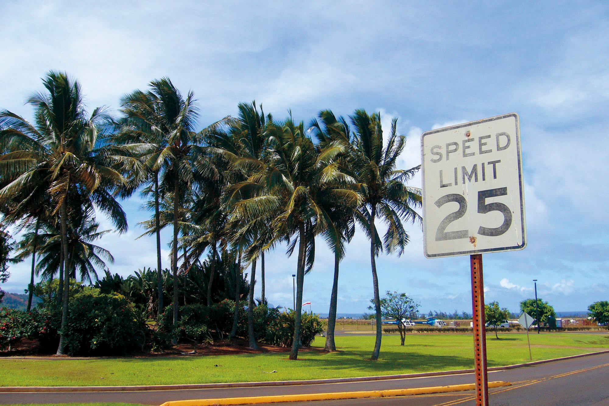 ハワイ 公道