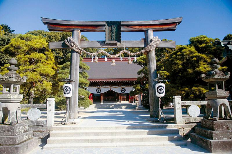 萩市 松陰神社
