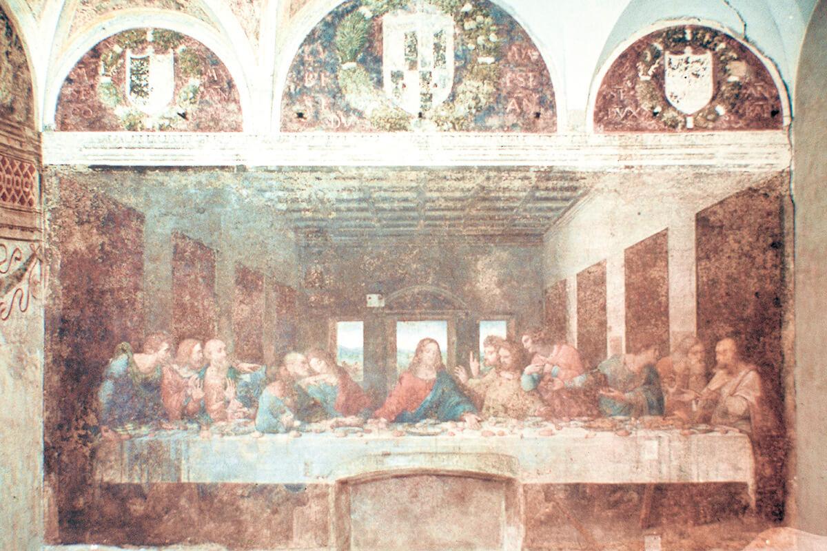 レオナルド・ダ・ヴィンチ作『最後の晩餐』
