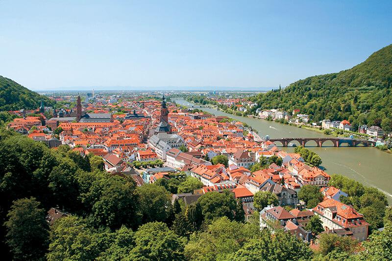 ドイツ旅行におすすめ! フランクフルトから日帰りで行ける「ハイデルベルク」ってどんなとこ?