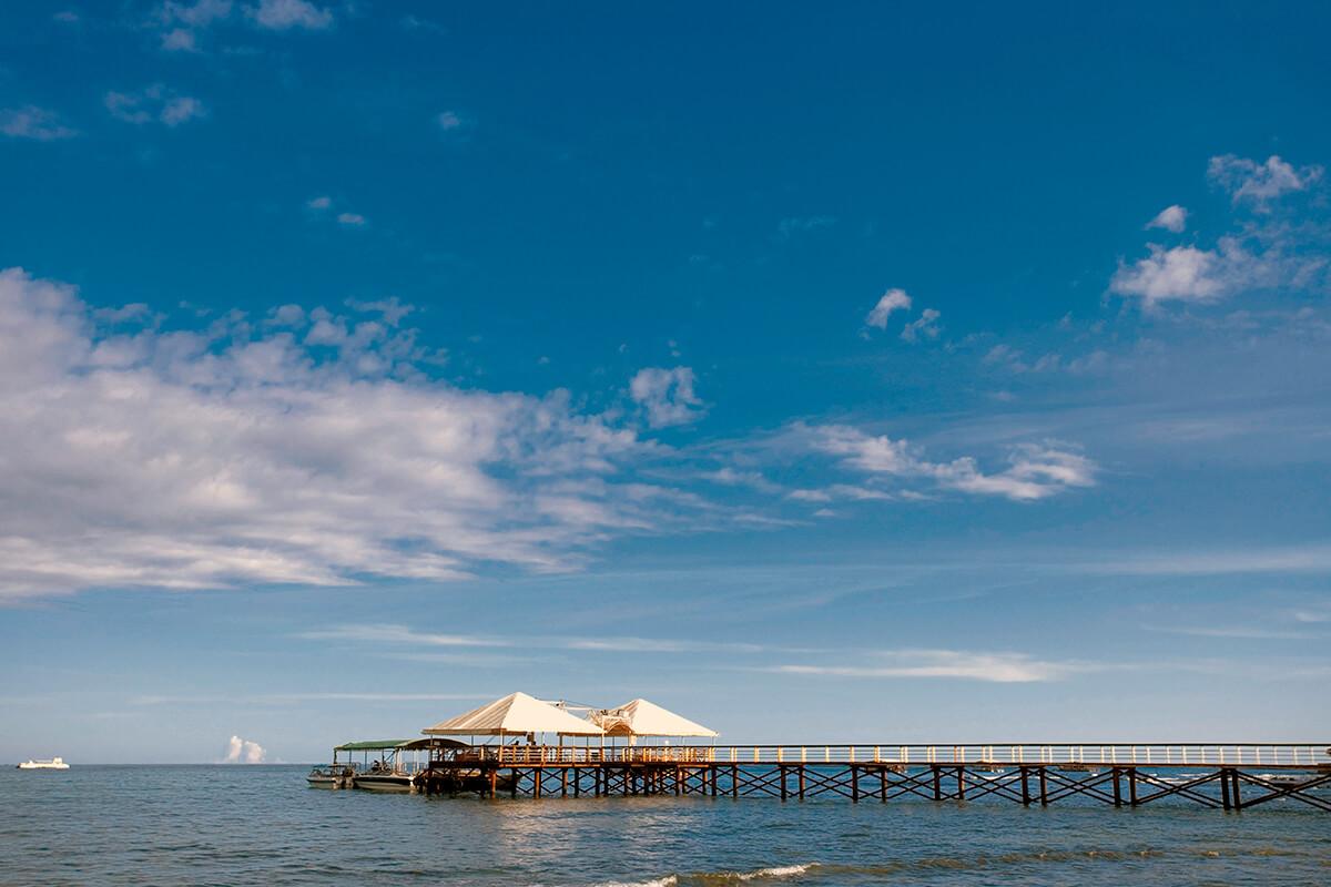 海南島 大東海(Dadong Sea)