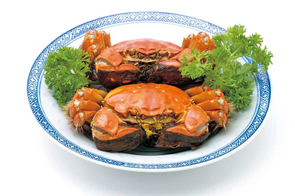 上海蟹(イメージ)