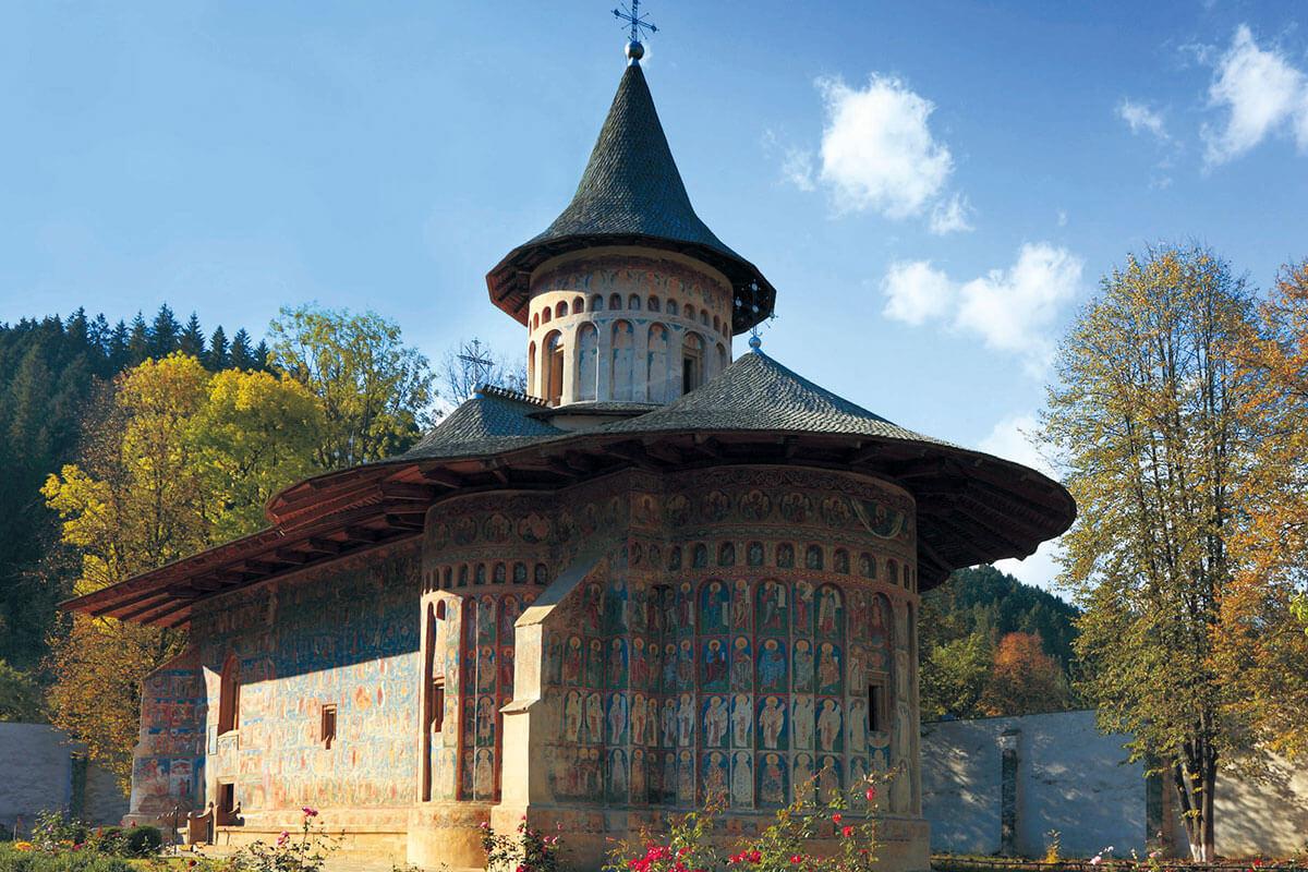 ヴォロネツ修道院