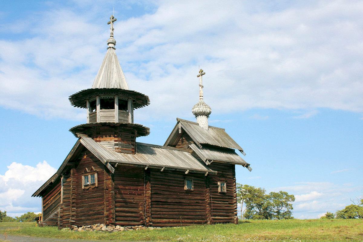 キジ島・大天使ミハイル聖堂