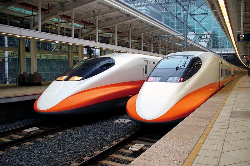 台湾高鉄(イメージ)