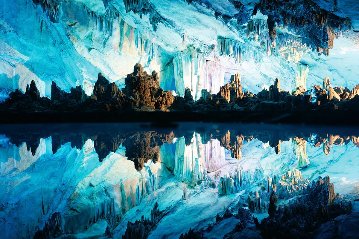 桂林 蘆笛岩