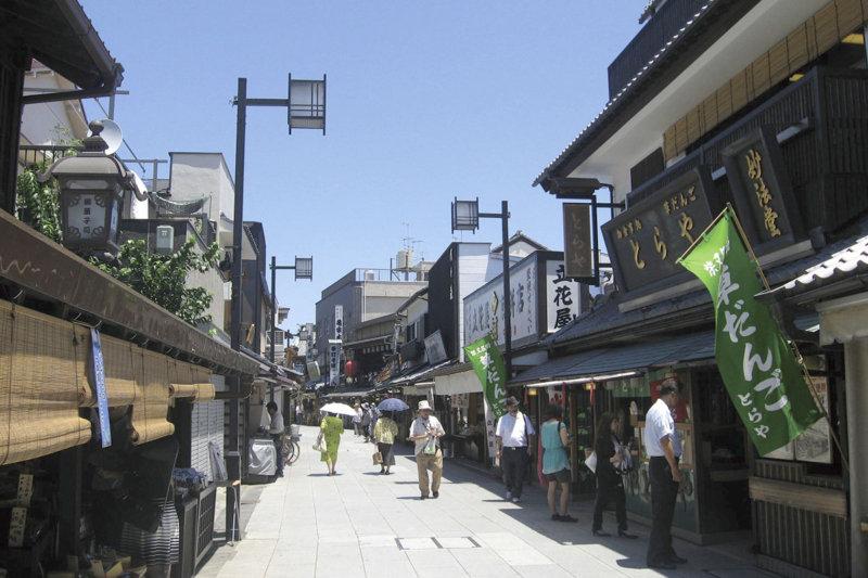 寅さんの街「葛飾・柴又」で昭和レトロなお散歩を楽しもう!!