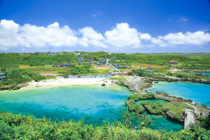 沖縄県宮古島「イムギャーマリンガーデン」で海水浴と絶景を満喫しよう