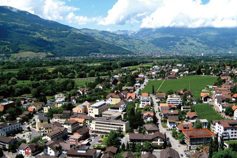 世界で6番目に面積が小さい国「リヒテンシュタイン公国」に行ってみよう!