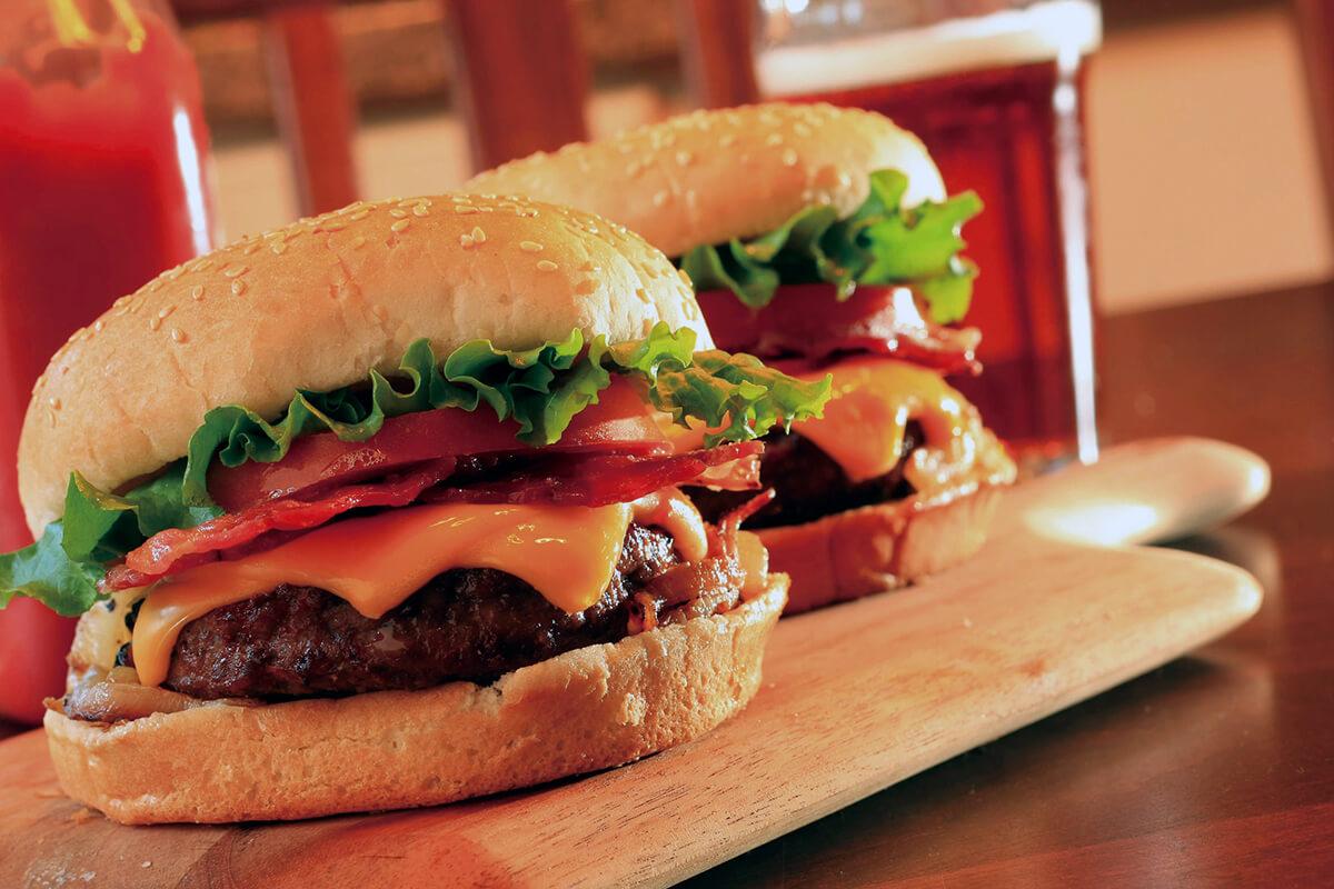 ハンバーガー(イメージ)