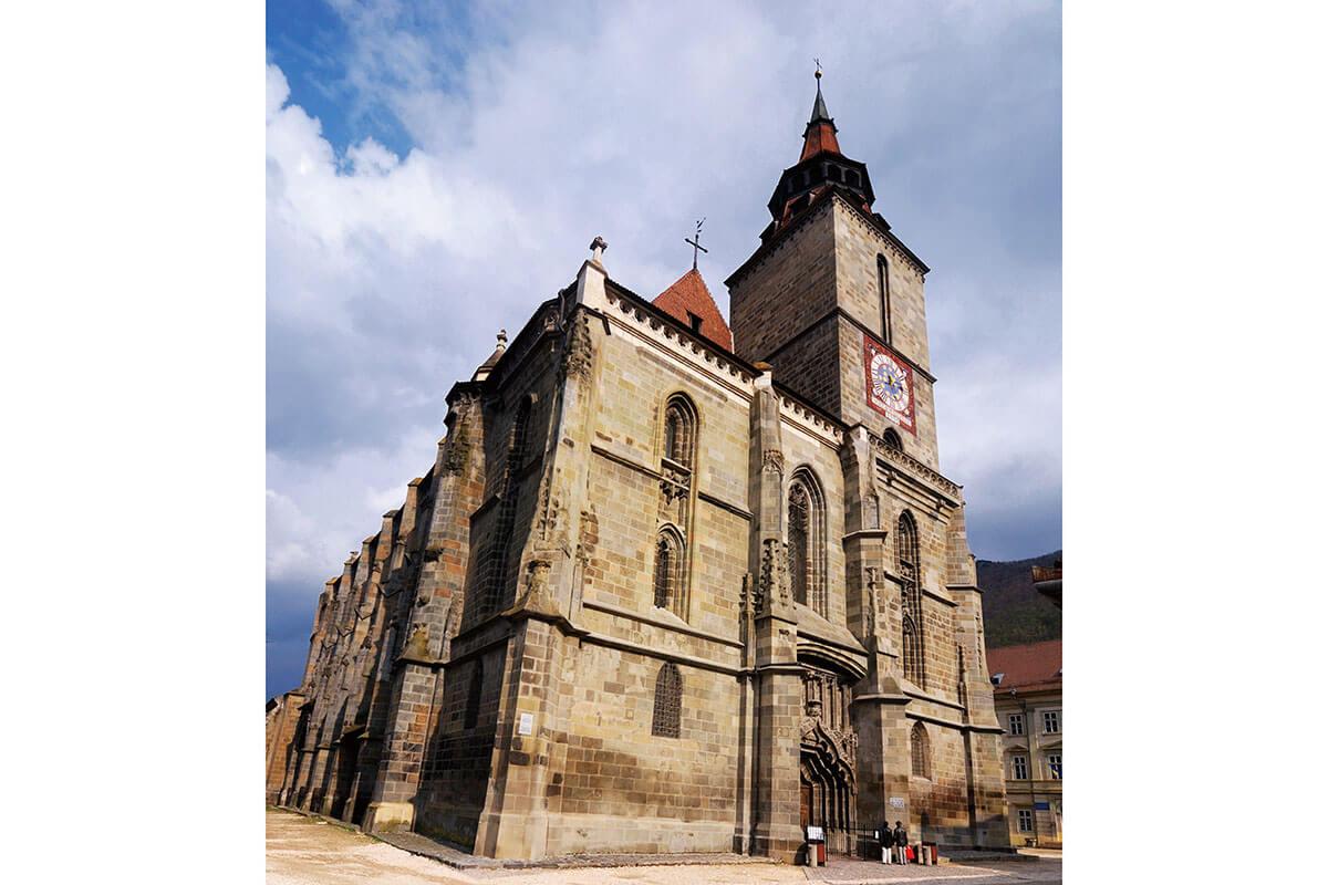ブラショフ 黒の教会