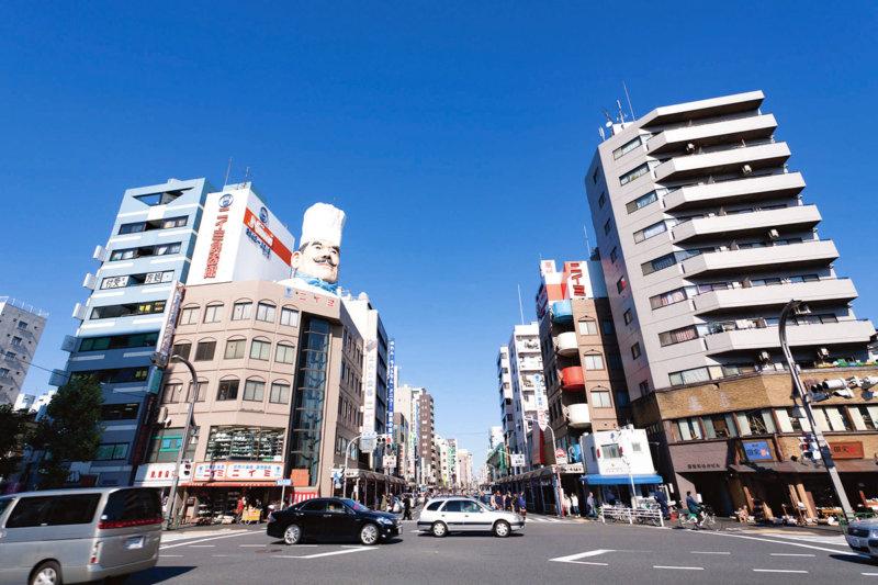 行ってみたら意外とハマっちゃう!! 見ているだけでも楽しい東京・浅草「かっぱ橋道具街」