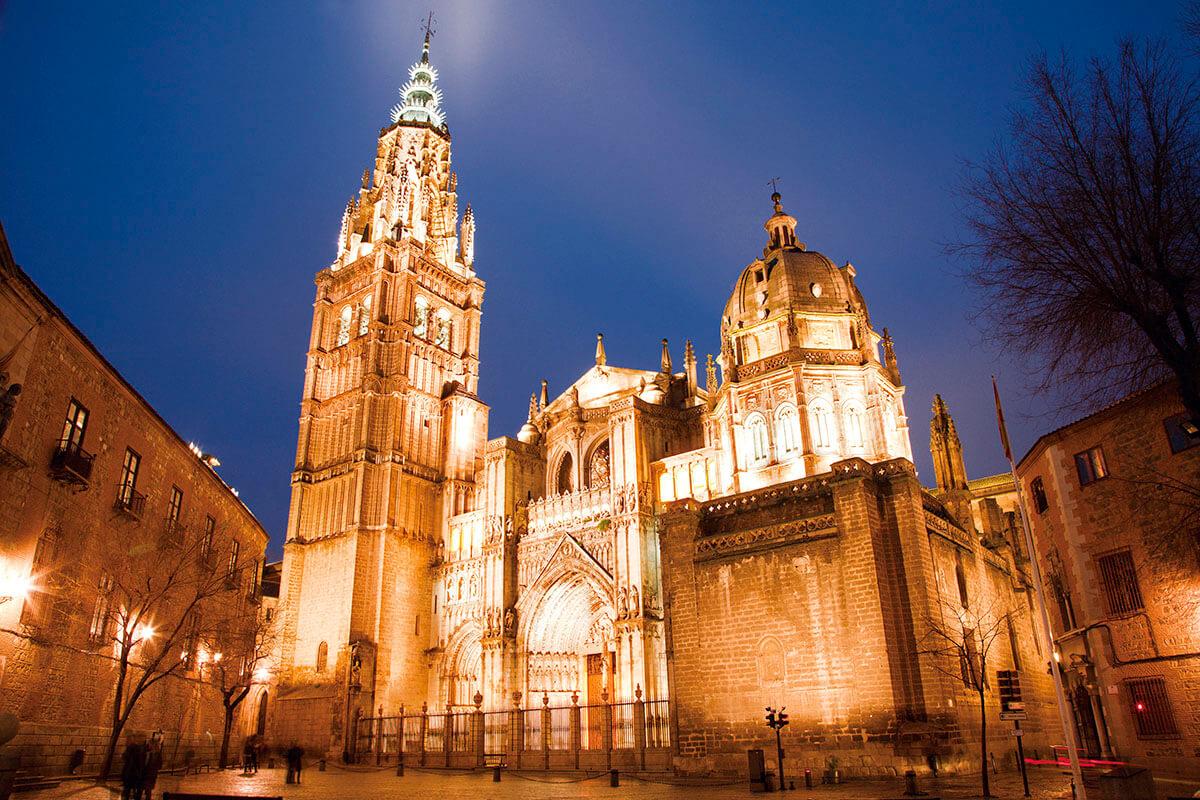 スペイン トレド トレド大聖堂