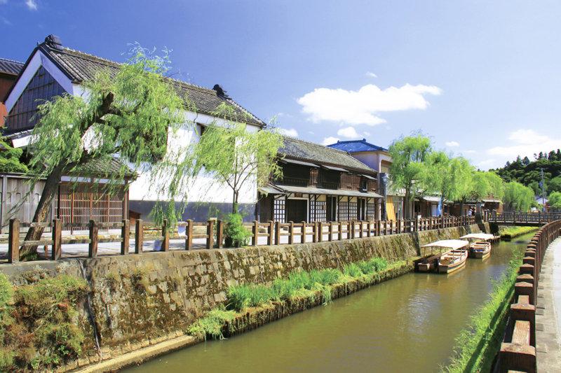 「北総の小江戸」千葉県香取市佐原で水郷の町の風情を楽しもう!