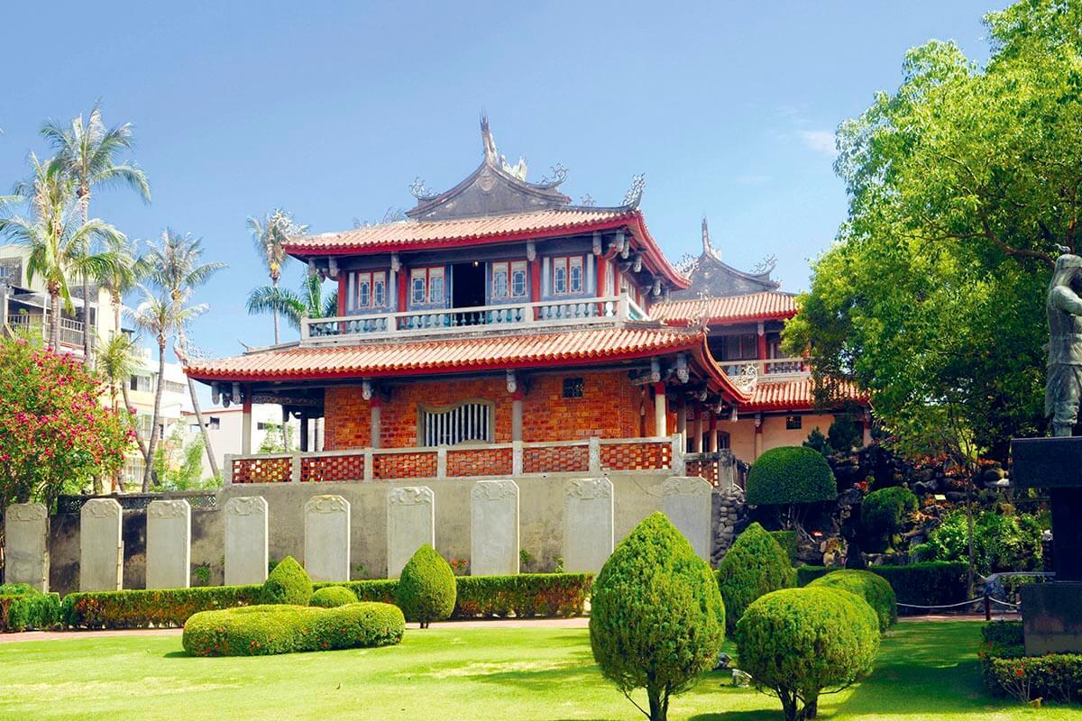 台南 赤カン楼