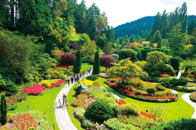 ガーデンシティと呼ばれる美しい街「カナダ・ビクトリア」に行ってみませんか?