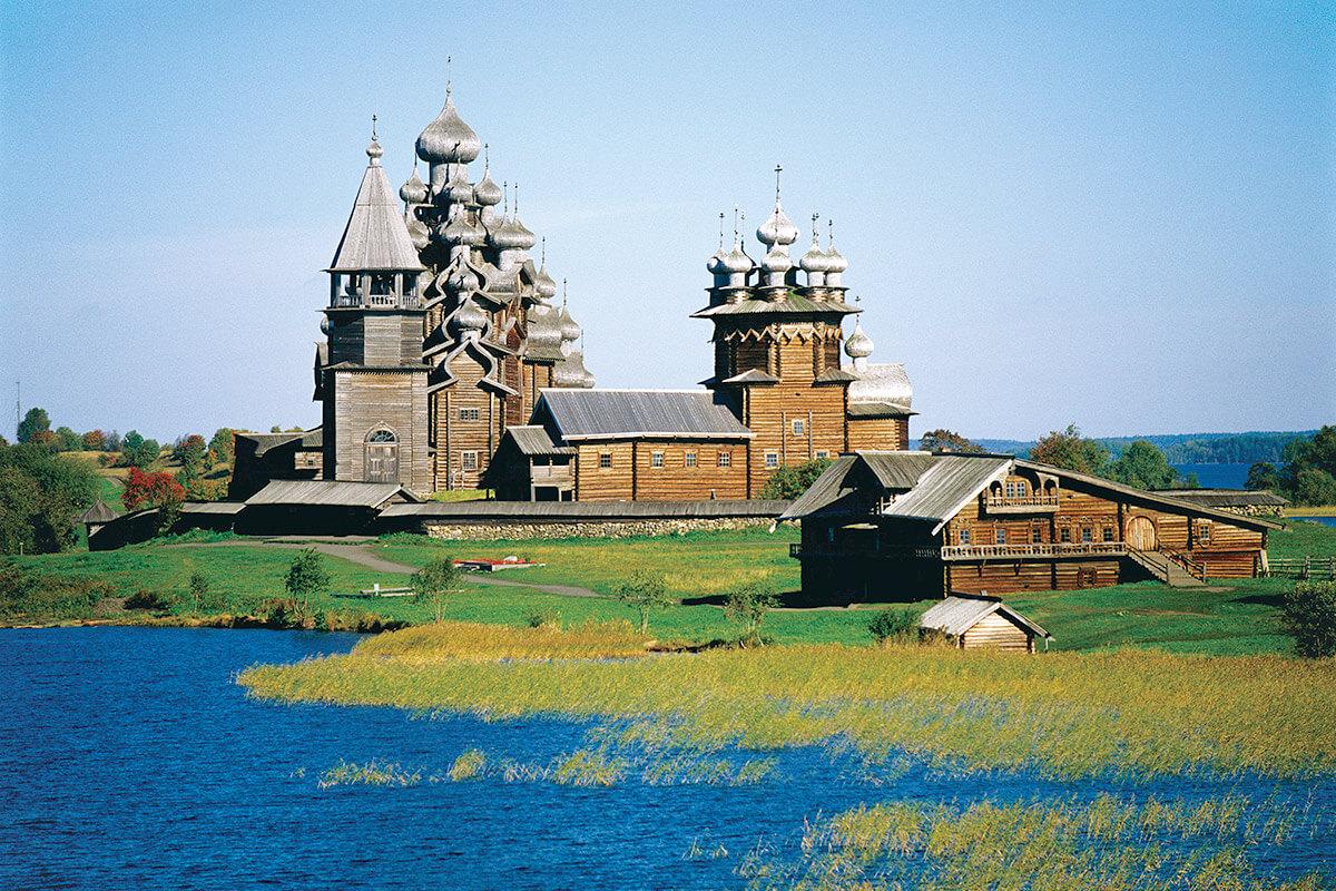 キジ島・プレオブラジェンスカヤ教会