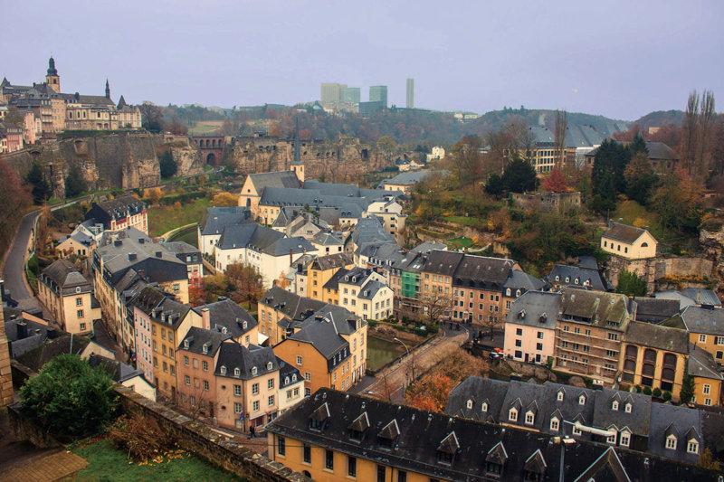ルクセンブルク大公国に行ってみよう! 世界遺産の町並みと美しいアーチの石橋は必見!