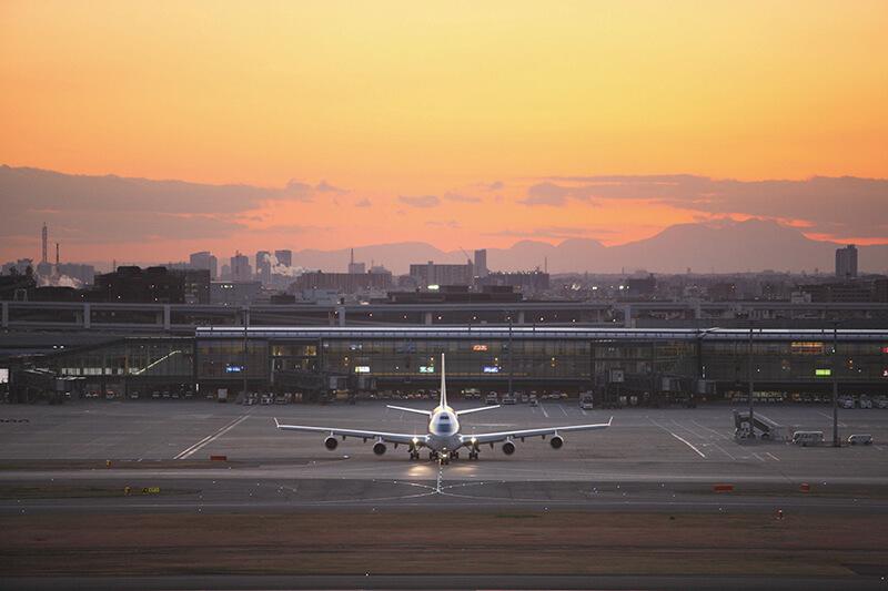 羽田空港 滑走路