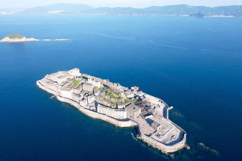 長崎県の廃墟3選!! ノスタルジーあふれる廃墟をめぐって、ひと味違った観光を楽しもう