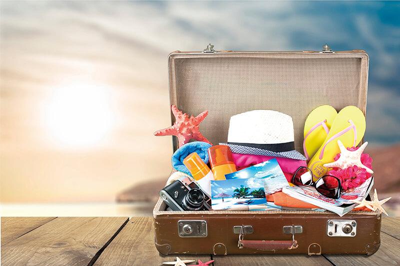 スーツケース(イメージ)