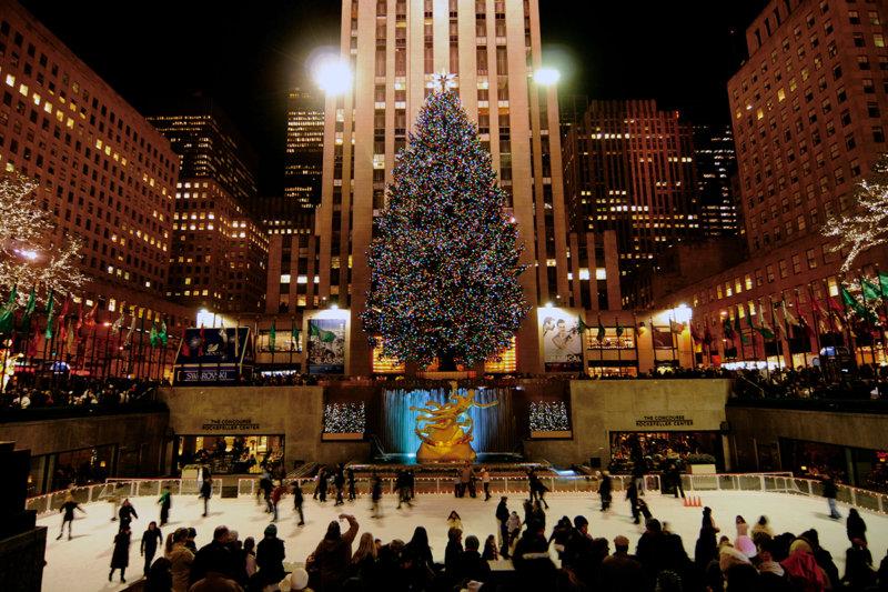 クリスマスはニューヨークで過ごしたい!! ニューヨークのホリデーシーズンの楽しみ方。