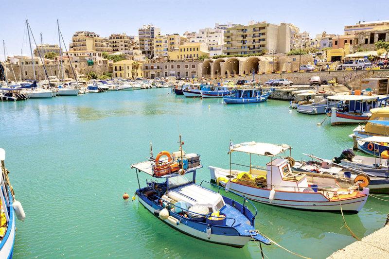 紺碧の地中海に浮かぶ、ギリシャの「クレタ島」で歴史のロマンを感じてみませんか?