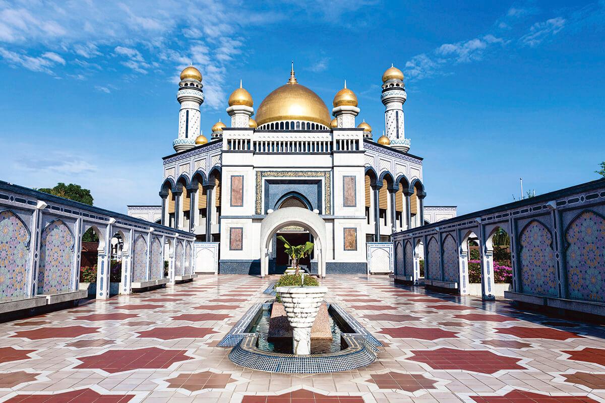 ジャミ・アサール・ハサナル・ボルキア・モスク