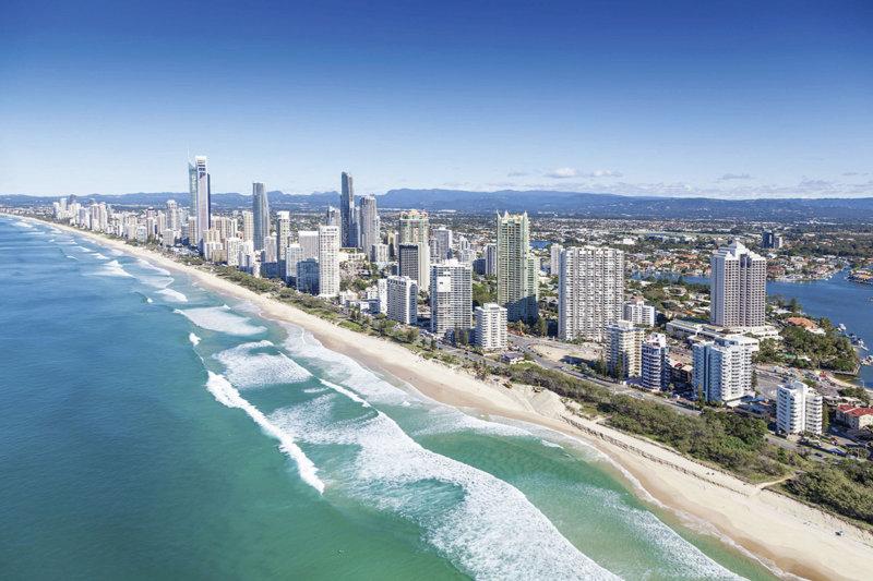 オーストラリアのビーチリゾート「ゴールドコースト」と近郊のフォトジェニックスポット8選!!