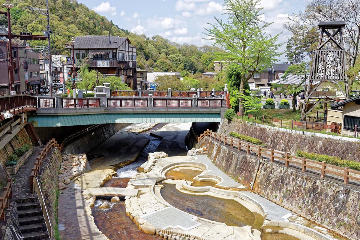 有馬温泉 太閤橋