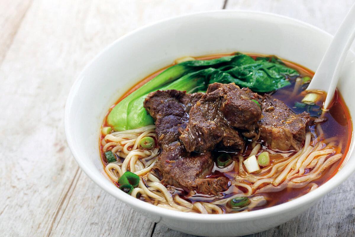 台湾料理 牛肉麺(イメージ)