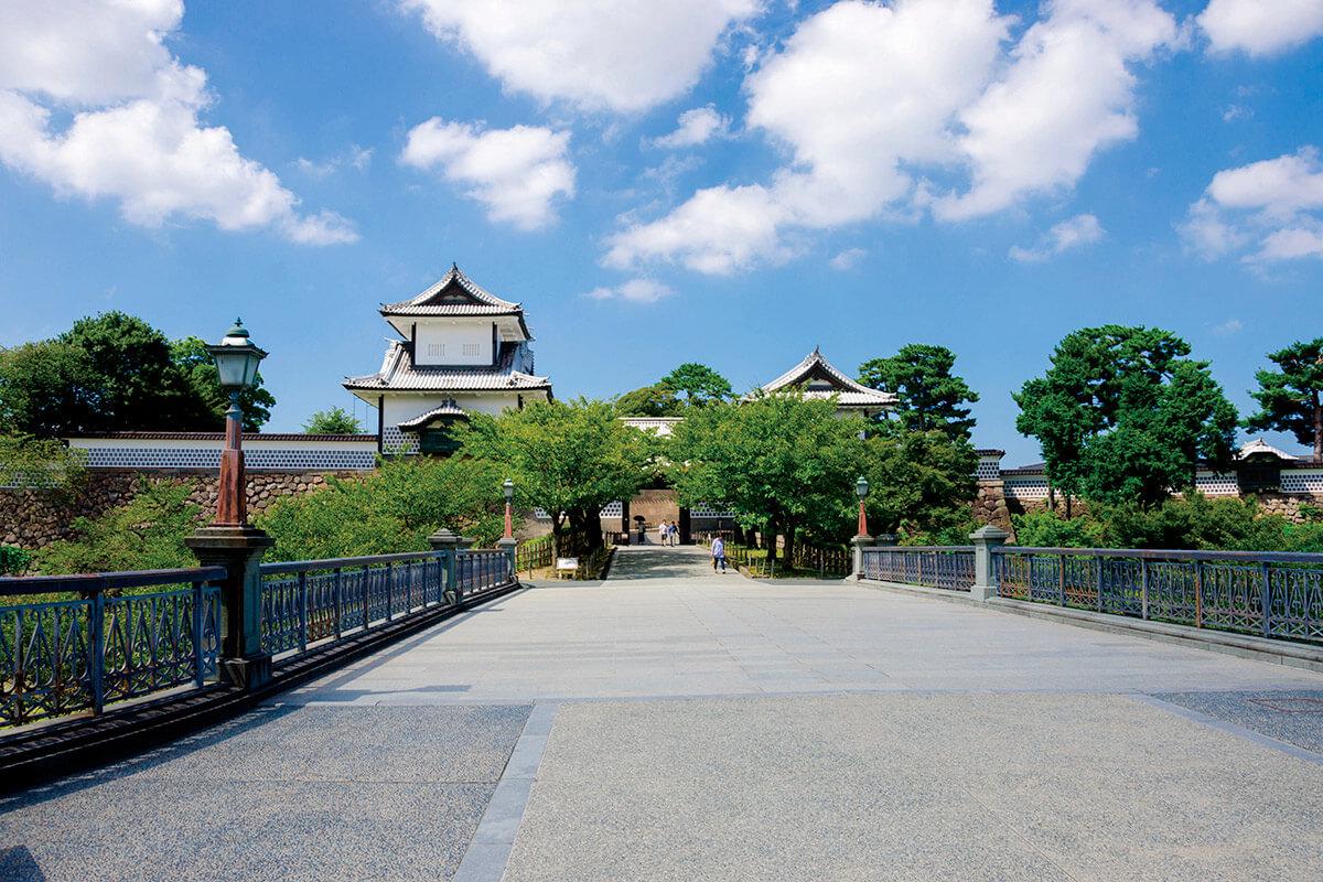 金沢 金沢城公園